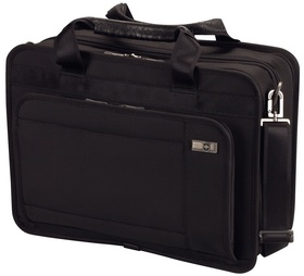 "Victorinox Architecture 3.0 Monticello 15.6"" / 40 cm Expandable Dual-Compartment Laptop Brief"
